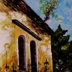 Friedhofsruine - 1