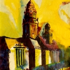 Dresdner Rathaus