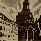 Frauenkirche vor 45