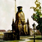 Bau der Frauenkirche - 7
