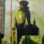 Bau der Frauenkirche - 9