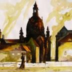 Historie der Frauenkirche - 1