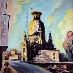 Aufbau der Frauenkirche - 1