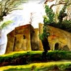 Mauer von San Marco - 2