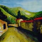 Hügel bei Livorno - 2