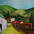 Hügel bei Livorno - 3