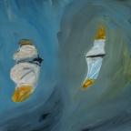 Zwei Aurorafalter - 5