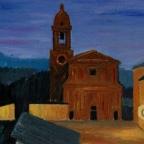 Torre San Marco bei Nacht