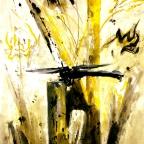 Libelle im Schilf - 2