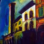 Die Straßen von Bologna