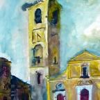 Turm zu Orvieto