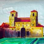 Palast vor Firenze