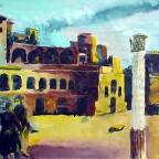 Ruinen von Rom - 4
