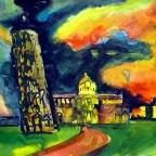 Turm zu Pisa
