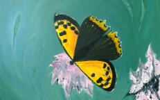Acrylfarbe auf Leinwand: 60 x 80 cm  2011