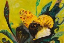 Schmetterlingsaquarelle - 3