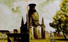 Aquarelle-Dresden