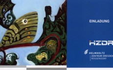 Einladungskarte HZDR vom 2.5.2013